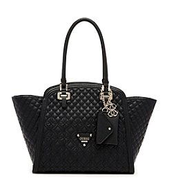 GUESS Sunset Quilted Privy Tote