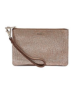 Fossil® Item Wristlet Pouch