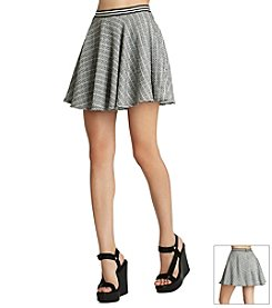 BCBGeneration™ Printed Circle Skirt