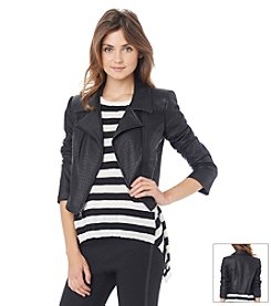 Sam Edelman™ Vegan Leather Moto Jacket