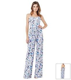 Sam Edelman™ Floral Jumpsuit