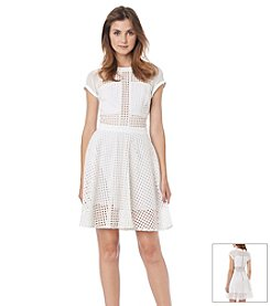 Sam Edelman® Embroidered Dress