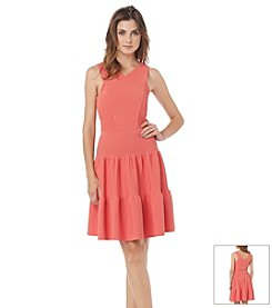 Sam Edelman® Fit And Flare Ottoman Dress