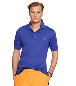 Polo Ralph Lauren® Men's Big & Tall Short Sleeve Solid Polo