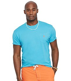Polo Ralph Lauren® Men's Big & Tall Short Sleeve Crewneck Pocket Tee