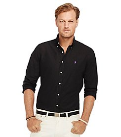 Polo Ralph Lauren® Men's Big & Tall Long Sleeve Poplin