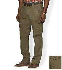 Polo Ralph Lauren® Men's Big & Tall Cargo Pant