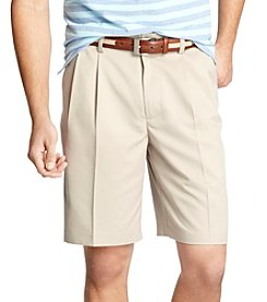 Izod® Men's Microfiber Pleated Short