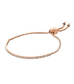 Michael Kors® Goldtone Bar Slider Bracelet