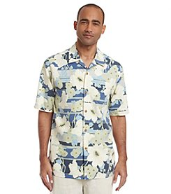 Tommy Bahama® Men's Short Sleeve Beaucoup Blooms Woven