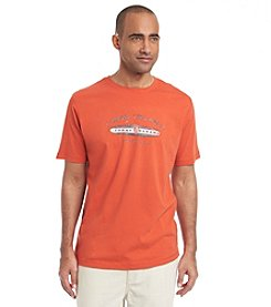 Tommy Bahama® Men's Short Sleeve Long Island Long Boards Tee