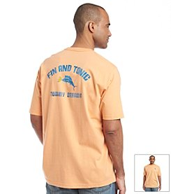 Tommy Bahama® Men's Short Sleeve Fin And Tonic Tee