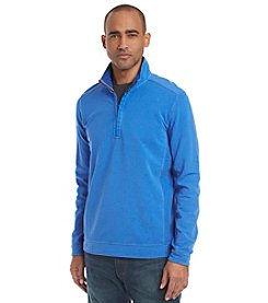 Tommy Bahama® Men's Ben And Terry Long Sleeve 1/4 Zip