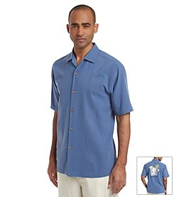 Tommy Bahama® Men's Tropical O'acres Woven Short Sleeve Shirt