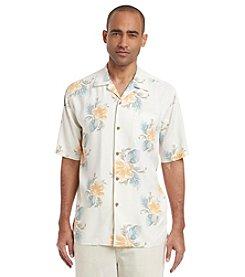 Tommy Bahama® Men's Short Sleeve Breezy Blooms Woven