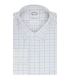 Eagle® Men's Multi Grid Regular Fit Button Down Dress Shirt