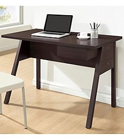 Baxton Studios Frommes Dark Brown Modern Desk