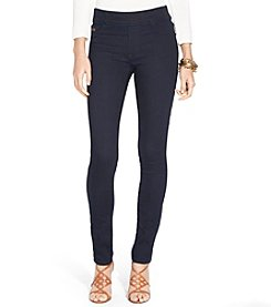Lauren Jeans Co.® Stretch-Denim Leggings