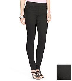 Lauren Jeans Co.® Seamed Leggings