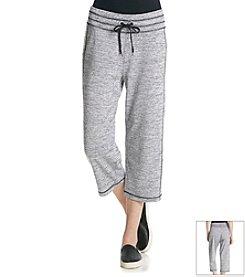 Jones New York Sport® Marled Print Crop Pants