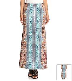 Karen Kane® Baja Maxi Skirt