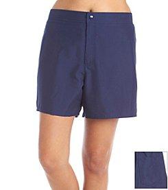 South Point® Plus Size Shaka Board Short