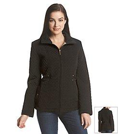 Gallery Zipfront Quilt Coat