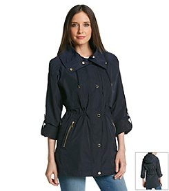 MICHAEL Michael Kors® Roll Sleeve Anorak Jacket
