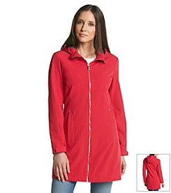 Calvin Klein Zipfront A-Line Softshell Jacket