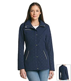 Jessica Simpson Quilted Softshell Jacket