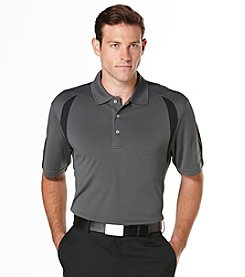 PGA TOUR® Men's Airflux Colorblock Polo