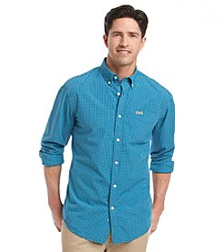Le Tigre Men's Long Sleeve Button Down Shirt