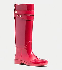 COACH TALIA RAINBOOT