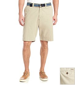 Le Tigre Men's Flat Front Short