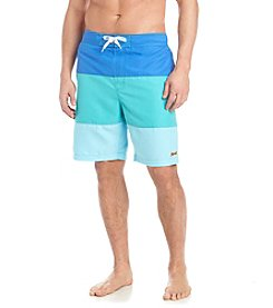 Le Tigre® Men's Colorblock Swim Trunk