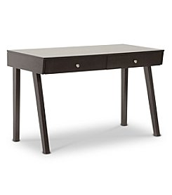 Baxton Studios Blaknell Dark Brown Modern Desk