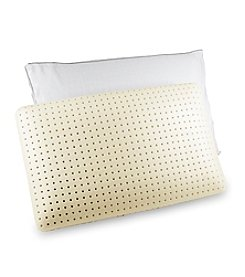 Authentic Comfort® Beige Memory Foam Pillow