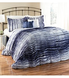 Lush Decor Pebble Creek 3-pc. Duvet Set