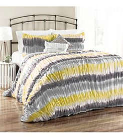 Lush Decor Bloomfield Tie Dye 5-pc. Comforter Set