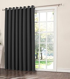 Sun Zero™ Redding Grommet Room Darkening Patio Panel
