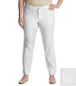 Jessica Simpson Plus Size Kiss Me Super Skinny Jean
