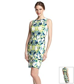 Vince Camuto® Midi Bodycon Dress