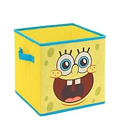 Nickelodeon® Spongebob Squarepants Face Storage Cube