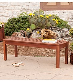 Southern Enterprises Garden Bench