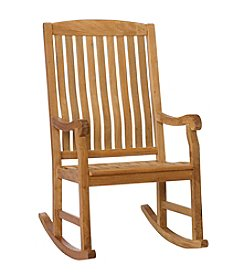 Southern Enterprises Etta Porch Rocker