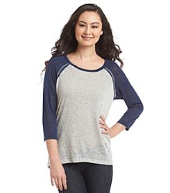 HIP Light Knit Raglan Pullover