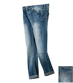 Lee® Girls' 7-16 Skinny Boyfriend Jeans