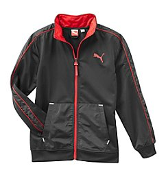 PUMA® Boys' 8-20 Tricot Jacket