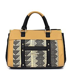 Nicole Miller New York Kristie Double Handle Satchel