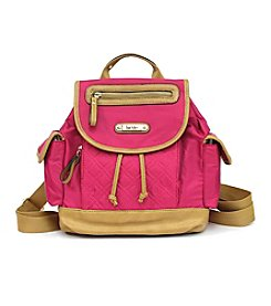 Nicole Miller New York Quilted Marla Backpack